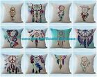 US SELLER 10 interior home decor cushion covers American native dreamcather
