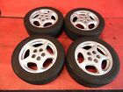 90 96 Nissan 300zx OEM wheels rims set w tires STOCK factory