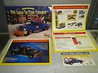 SUNOCO 1996 TOW TRUCK FOLDER WITH POINT OF PURCHASE MATERIAL-NEW-MINT