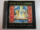 GERRY & SIMON LAFFY LYING WITH ANGELS 1994 JAPAN IMPORT CD RARE POP ROCK HTF OOP