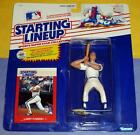 1988 LARRY PARRISH Texas Rangers Rookie - low s/h - sole Starting Lineup