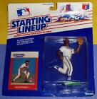 1988 JULIO FRANCO #14 sole Cleveland Indians - low s/h - Rookie Starting Lineup