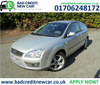 Ford Focus 18 125 2007MY Sport S  BAD CREDIT CAR FINANCE