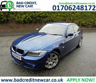 BMW 320 20TD 2009MY d M Sport BAD CREDIT CAR FINANCE AVAILABLE