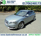 Audi A3 16TDI Sportback Tronic 2010MY S Line BAD CREDIT CAR FINANCE AVAILABLE