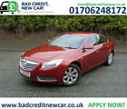 Vauxhall Opel Insignia 20CDTi BAD CREDIT CAR FINANCE AVAILABLE