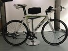 FUJI ALOHA 10 TIME TRAIL TRIATHLON TT ROAD RACING BIKE CARBON ALUMINIUM EX COND