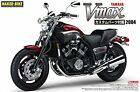 NEW Aoshima 1/12 Scale Naked Bike No.40 YAMAHA Vmax with Custom Parts from Japan