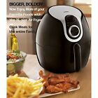 Air Fryer Healthiest Deep Best Low Fat Electric Dishwasher Safe Home Kitchen XL