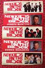 NEW KIDS ON THE BLOCK Bumper Stickers lot Of 5 NOS unused Donnie Wahlberg