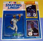 1990 DAVE HENDERSON Oakland Athletics A's Rookie Starting Lineup +