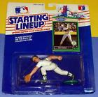 1989 WALT WEISS Oakland Athletics A's #7 Rookie - low s/h - sole Starting Lineup