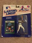 1989 All New Edition Starting Lineup Darryl Strawberry Baseball Card and Action