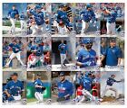 2017 TOPPS NOW TORONTO BLUE JAYS - ROAD TO OPENING DAY TEAM SET - ONLY 46 MADE