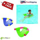 FLOATING CHAIR SWIMMING POOL SEAT Noodle Sling Party Chill Lounge Water Trick