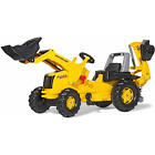Rolly New Holland Backhoe Loader Tractor