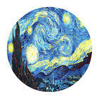 The Starry Night Van Gogh Painting Art Large 2 Stickers for ScrapbookingCrafts