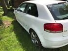 LARGER PHOTOS: 2008 Audi A3 Sport 1.9Tdi WHITE 3dr Damage Salvage Spare or Repairs