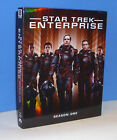 Star Trek EnterpriseThe Complete First Season Blu ray Disc 2013 6 Disc Set