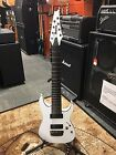 Ibanez RGIR28FE 8-Strings Electric Guitar with EMG Pickups - White USED!!!!