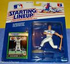 1989 KEVIN SEITZER Kansas City Royals - low s/h - Starting Lineup
