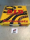 GILERA COGUAR125 DID HEAVY DUTY CHAIN & SPROCKET SET