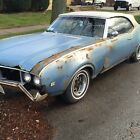 1969 Oldsmobile Cutlass  1969 below $600 dollars