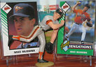 MIKE MUSSINA~BALTIMORE ORIOLES~1993 SLU STARTING LINEUP LOOSE FIGURE