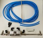 Juki Pegasus Templex Air 3 Way Treadle Rod and Hose And Air Fitting Complete Set