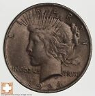1924 US Peace Silver Dollar 90 Pure Silver 653