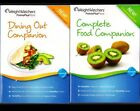 WEIGHT WATCHERS Dining Out Complete Food Companion Guide PointsPlus Books 2012