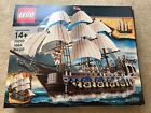 LEGO Pirates Imperial Flagship (10210) 100% Complete, Box opened, bags unopened