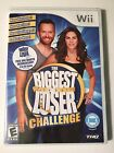 The Biggest Loser Challenge Nintendo Wii 2010 Complete w Manual THQ