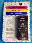 Weight Watchers Fat  Fiber Food Plan Tracker New in package 1995 HTF diet tool