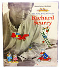 The Busy Busy World of Richard Scarry Autobiography Little Golden Book Art