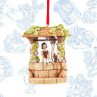 Disney Store Snow White Limited Sketchbook Ornament New with Box