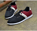 New Summer Fashion Mens Flats Casual Mesh Sneakers Breathable Loafer Shoes