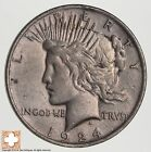 1924 US Peace Silver Dollar 90 Pure Silver 660