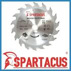 Spartacus Wood Cutting Saw Blade 160 mm x 18 Teeth x 20mm Fits Various Models