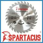 Spartacus Wood Cutting Saw Blade 160 mm x 30 Teeth x 20mm Fits Various Models