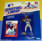 1988 PEDRO GUERRERO Los Angeles Dodgers Rookie - low s/h - Starting Lineup
