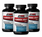 Candida Cream Candida Away 1275mg SS Cleanse  Detox Fight Yeast Pills 3B