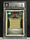 2015 UD Employee Exclusive Lebron James Auto Jersey Card BGS 9 Mt Auto10 Nice!
