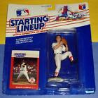1988 ROGER CLEMENS Boston Red Sox - low s/h - Starting Lineup