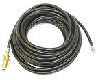 30m Flexible Drain Hose - Retrojet Nozzle BOSCH Pressure Washer Cleaning