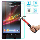 FOR SONY XPERIA SERIES PREMIUM TEMPERED GLASS SCREEN PROTECTOR GUARD FILM