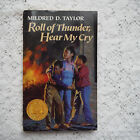 Roll of Thunder Hear My Cry by Mildred D Taylor 1991 Paperback Sonlight