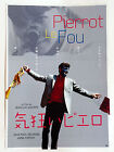 PIERROT LE FOU JEAN LUC GODARD JAPAN MOVIE FLYER CHIRASHI MINI POSTER 2016