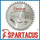 Spartacus Wood Cutting Saw Blade 235 mm x 40 Teeth x 30 mm Fits Various Models