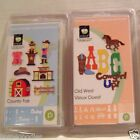 Cricut Cartridge COUNTY FAIR and OLD WEST New SEALED pkg for All Cricut Machines